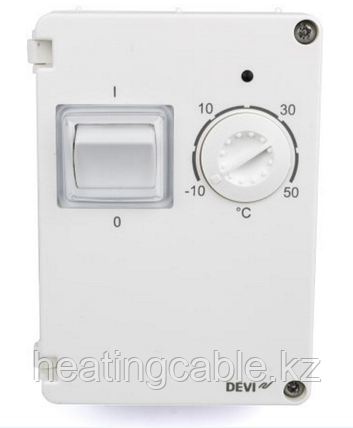 Терморегулятор Devireg 610, фото 2