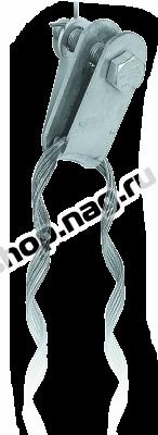 Зажим натяжной спиральный SNR-НСО-8-9/10К