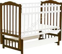 Кровать детская Bambini Классик M 01.10.11, цвет в ассортименте