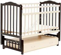 Кровать детская Bambini Классик M 01.10.10, цвет в ассортименте