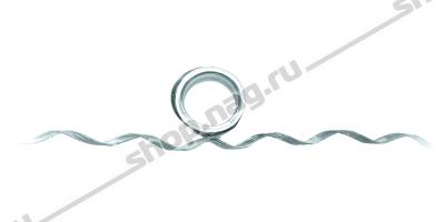 Зажим поддерживающий спиральный SNR-ПСО-8-15,3/16,7