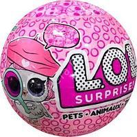 Куклы-питомцы LoL Pets Animaux Decoder
