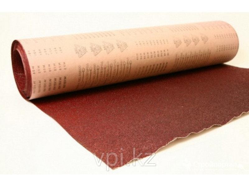 Шлифшкурка на тканевой основе, 1м*700мм, Р80