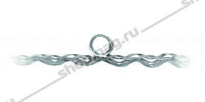 Зажим поддерживающий спиральный SNR-ПСО-15-12,3/12,9П