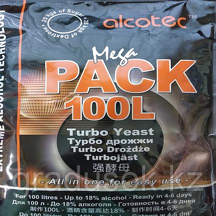 Турбо дрожжи Alcotec на 100 литров, фото 2