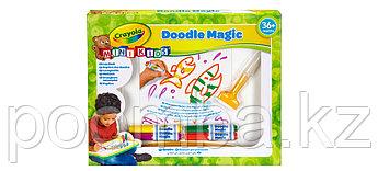 Набор для творчества Doodle Magic Crayolа