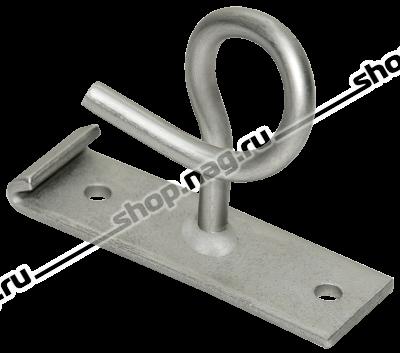 Узел крепления поддерживающий для легких кабелей типа FTTH и SNR-FOCA-UT1