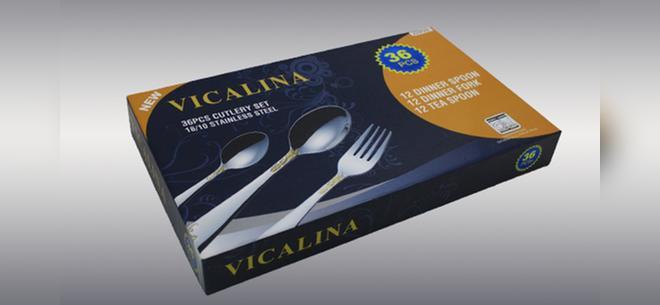 VICALINA столовый набор на 12 персон из 36 предметов