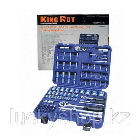Набор инструмента King Roy 94 предмета, фото 2