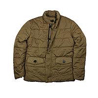Куртка цвета охра LV