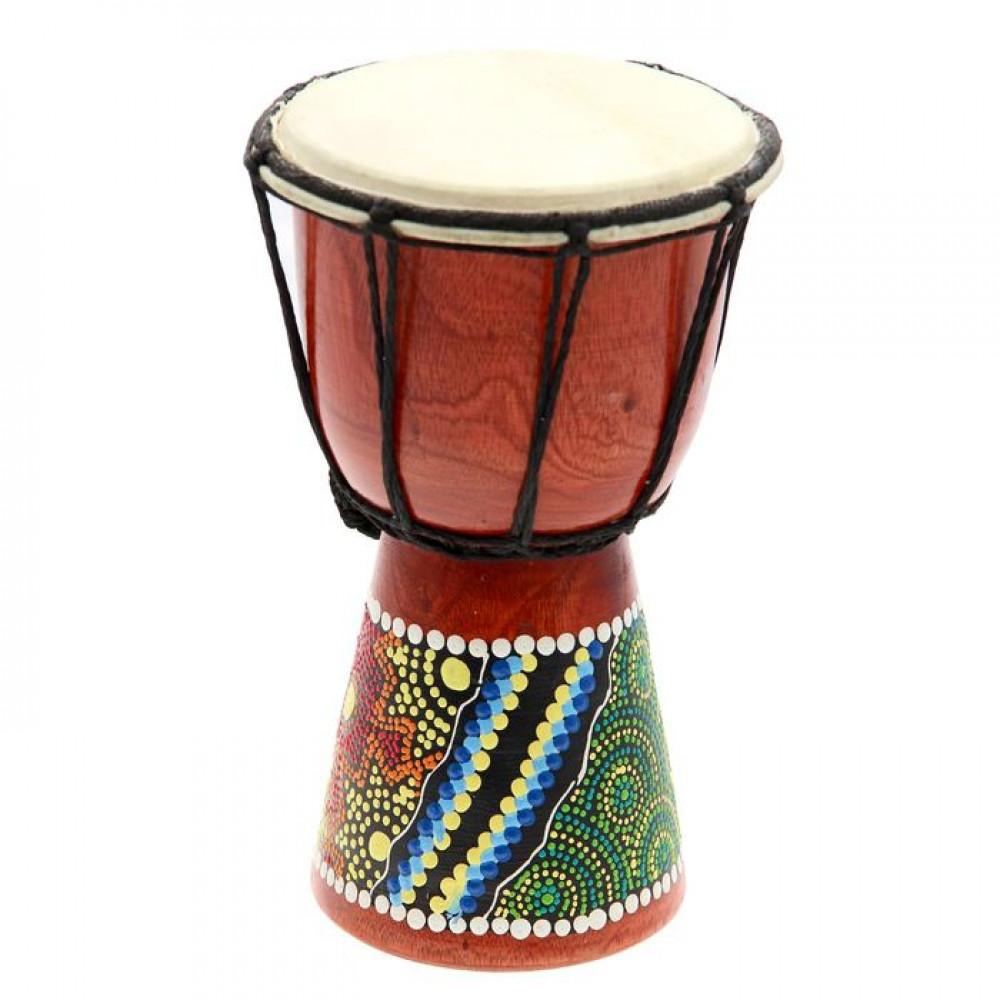 Музыкальный инструмент Барабан Джембе, 20 см