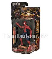 Фигурка героя шарнирная 13-16 см Человек-Паук (Spider-Man)