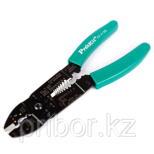 Pro`skit CP-413G Клещи для обжима и зачистки