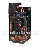 Фигурка героя шарнирная 13-16 см Капитан Америка (Captain America)