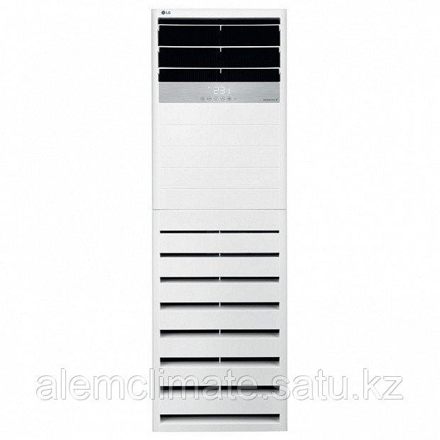 Напольный кондиционер колонного типа LG UP48WC (140-150м2.)