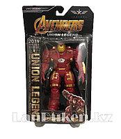 Фигурка героя шарнирная 13-16 см Железный Человек (Iron Man) Халкбастер
