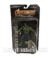 Фигурка героя шарнирная 13-16 см Халк (Hulk)