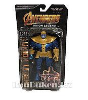 Фигурка героя шарнирная 13-16 см Танос (Thanos)