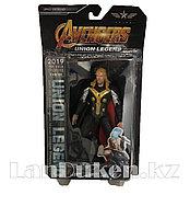 Фигурка героя шарнирная 13-16 см Тор (Thor)