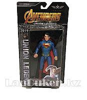 Фигурка героя шарнирная 13-16 см Супермен (Superman)