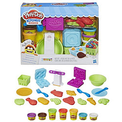 "Hasbro Play-Doh ""Кухня"" Игровой набор ""Готовим обед"", Плей-До"