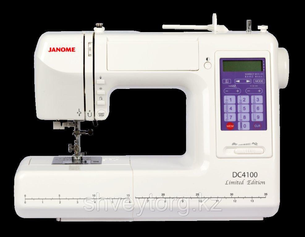Компьютерная швейная машина Janome DC 4100