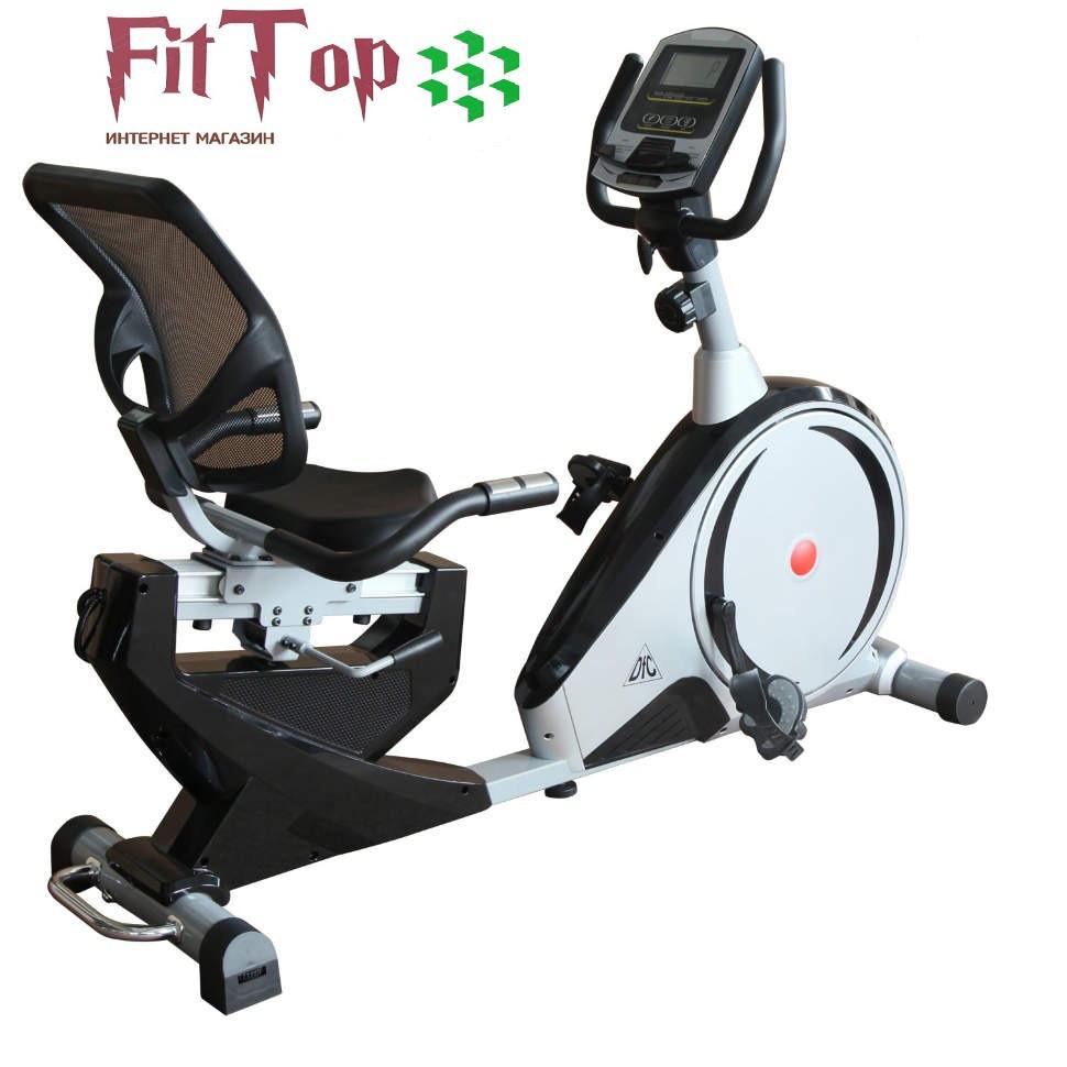 Горизонтальный велотренажер Fit-125