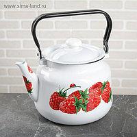 """Чайник 3,5 л """"Малина"""""""