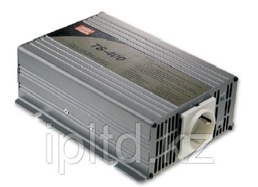 Инвертор MeanWell TS-400 12В преобразователь DC/AC 12/220