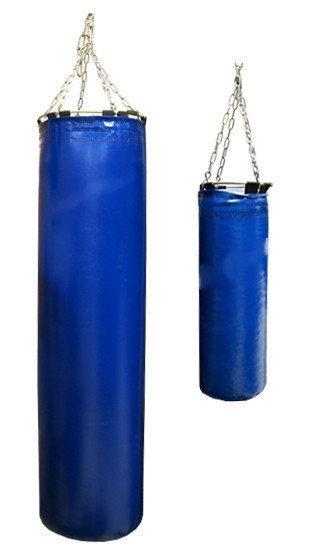 Боксерский мешок кожанный
