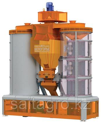 Сепаратор зерновой виброцентробежный БЦС-50,100,, фото 2