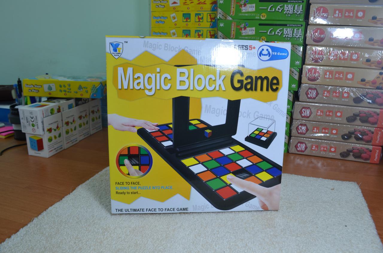 Rubics Race / Magic Block game