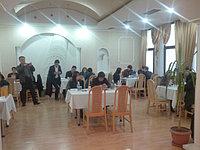 Конференция BusanBio в Бишкеке от 06-11-2014г.