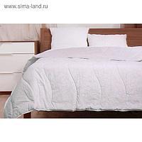 Одеяло Мягкий сон всесезонное 172х205 см,Меринос 320г/м,поликоттон 110г/м,чехол МИКС,