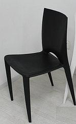 Стул пластиковый Беллини чёрный