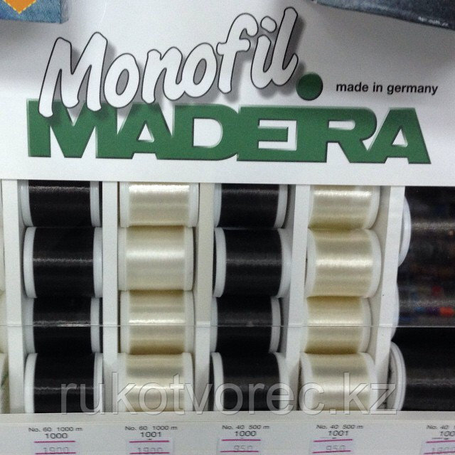 Мононить Madeira