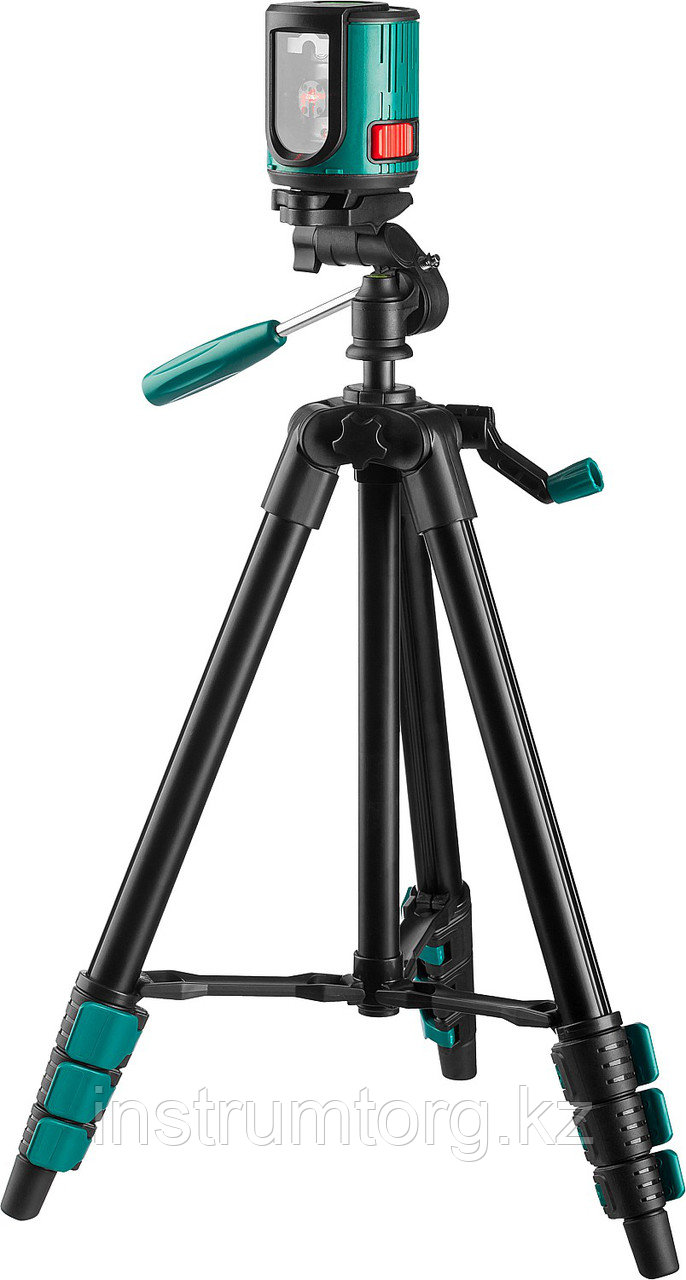 KRAFTOOL CL 20 #3 нивелир лазерный, 20м, IP54, точн. +/-0,2 мм/м, штатив