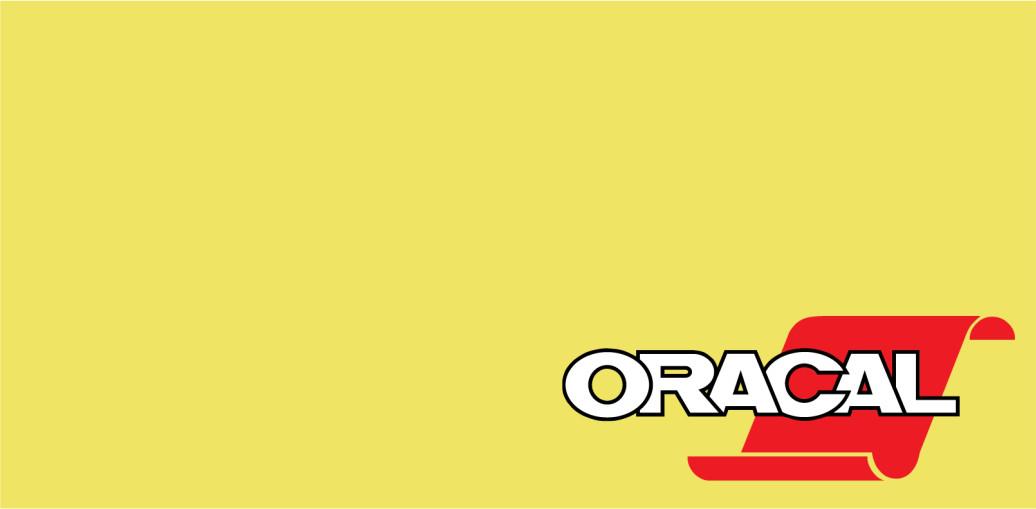 ORACAL 1мХ50м F091 Золотистый матовый