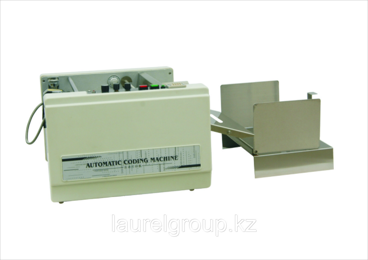 Датер автоматический на твердых чернилах MY-420A (нерж)