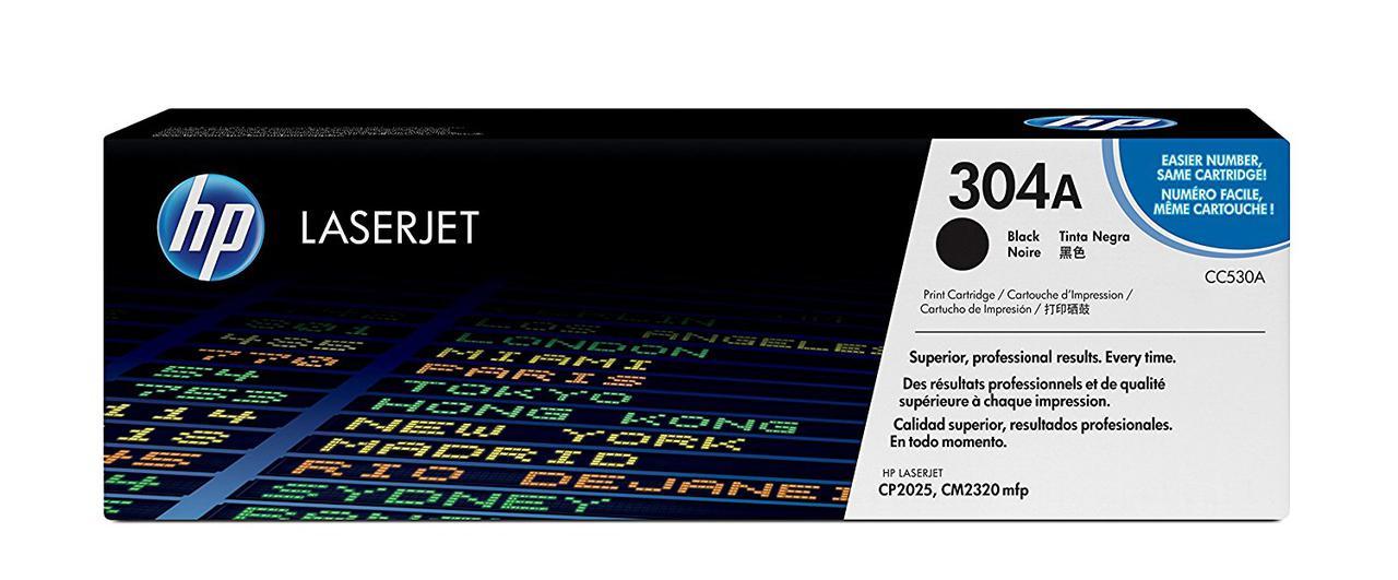 Картридж HP черный CP2025n/CP2025dn/CM2320nf/CM2320fxi (CC530A)