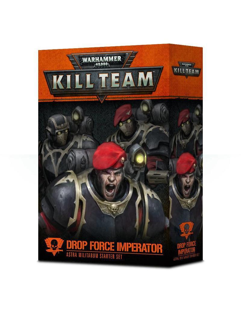 Warhammer Kill Team: Drop Force Imperator