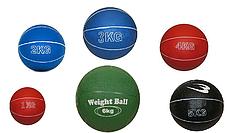 Медбол (медицинский мяч) 1-6 кг