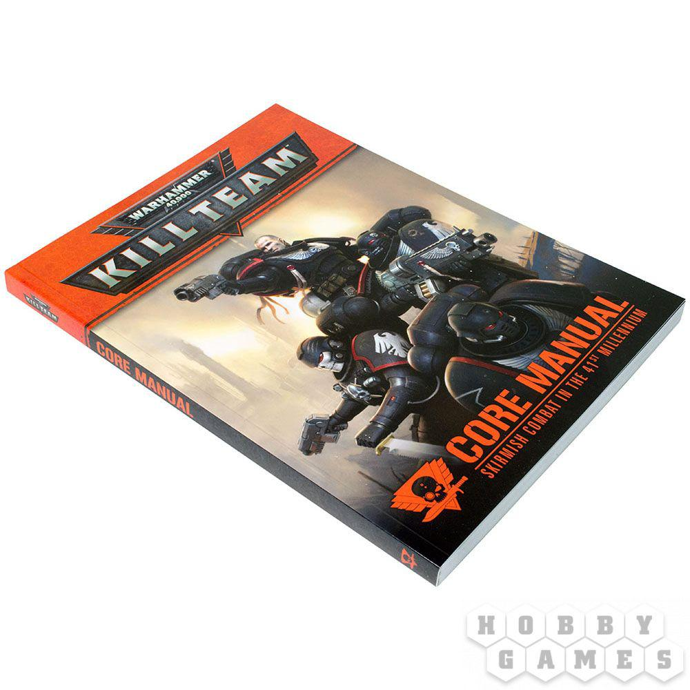Warhmmer Книга Kill Team Core Manual