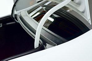Накладка в проем заднего стекла (жабо) (ABS) LADA Vesta Седан 2014-