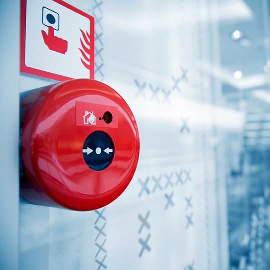 Монтаж систем оповещения и управления эвакуацией при пожаре в Караганде