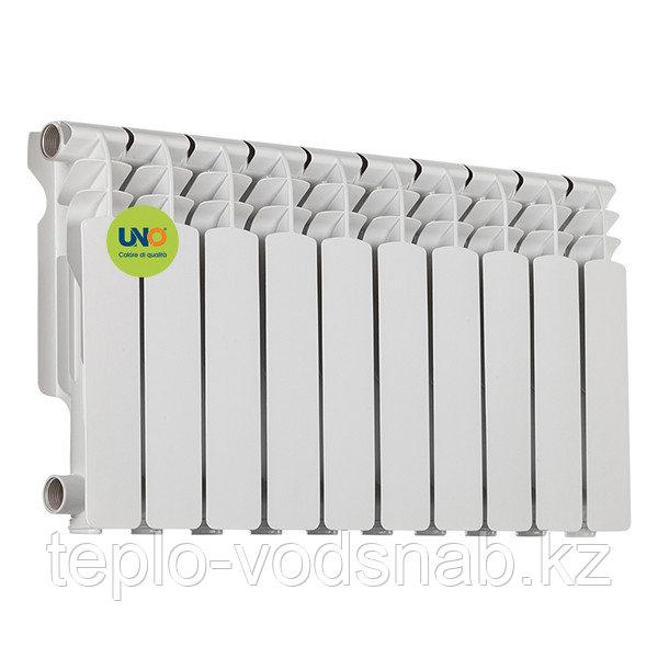 Алюминиевый радиатор UNO-LOGANO 350/100 (10секц)