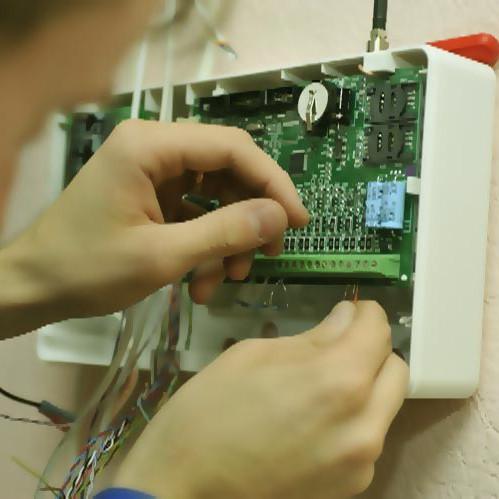 Установка систем контроля доступом в Караганде