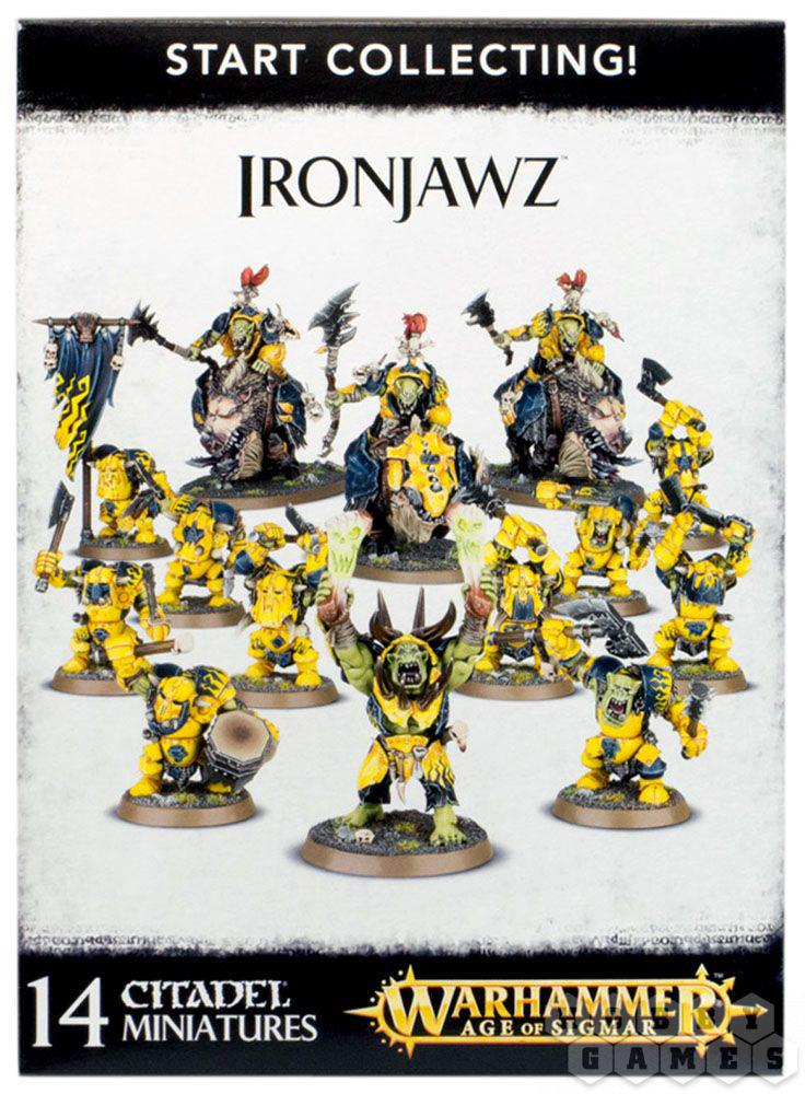 Warhammer Start Collecting! Ironjaws