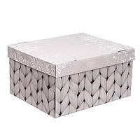 Складная коробка «Теплый дом», 31,2 х 25,6 х 16,1 см, фото 1