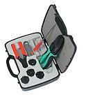 Pro`skit 6PK-330K Набор инструментов для обжима коаксиального кабеля, фото 2